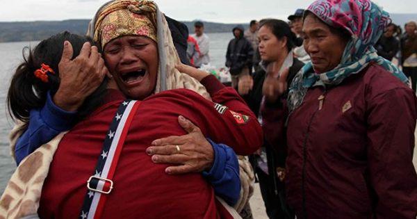 Thảm họa chìm phà tại Indonesia