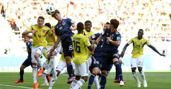 World Cup 2018: Nhật Bản gây bất ngờ khi giành thắng lợi trước Colombia