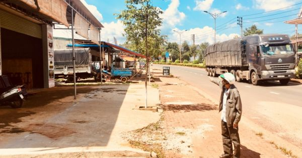 Đắk Nông: Người đàn ông tố cáo nữ Trưởng Phòng Tài chính-Kế hoạch huyện chiếm dụng đất