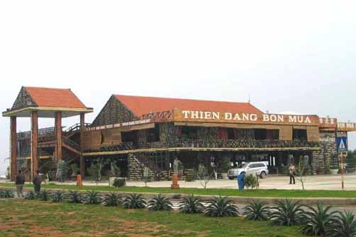 """Dự án khu du lịch sinh thái Thiên Đàng, Quảng Ngãi """"biến"""" thành nơi chăn nuôi gia súc, gia cầm"""