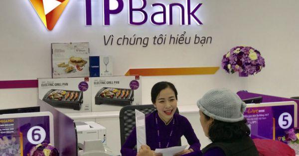 Cổ phiếu TPBank thu về hơn 2.000 tỷ đồng