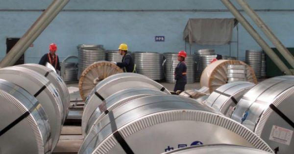 Tại thị trường Mỹ thép Việt Nam bị kiện
