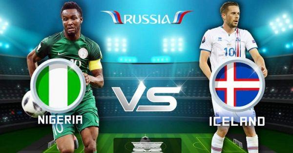 World Cup 2018: Bùng nổ trong hiệp 2, Nigeria vượt qua Iceland giành 3 điểm đầu tiên
