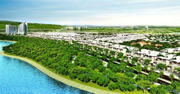 Xôn xao 26 biệt thự giữa Thủ đô xây xong mới xin phép
