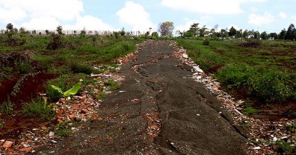 UBND tỉnh Gia Lai vừa ký Quyết định thanh tra việc phân lô bán nền trái phép trên địa bàn