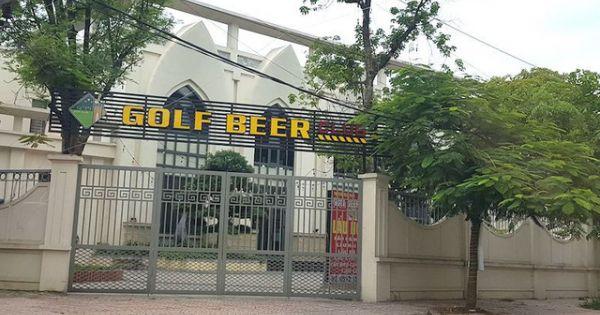 """17.000m2 đất công viên Hoàng Văn Thụ bị """"xẻ thịt"""" làm sân golf"""