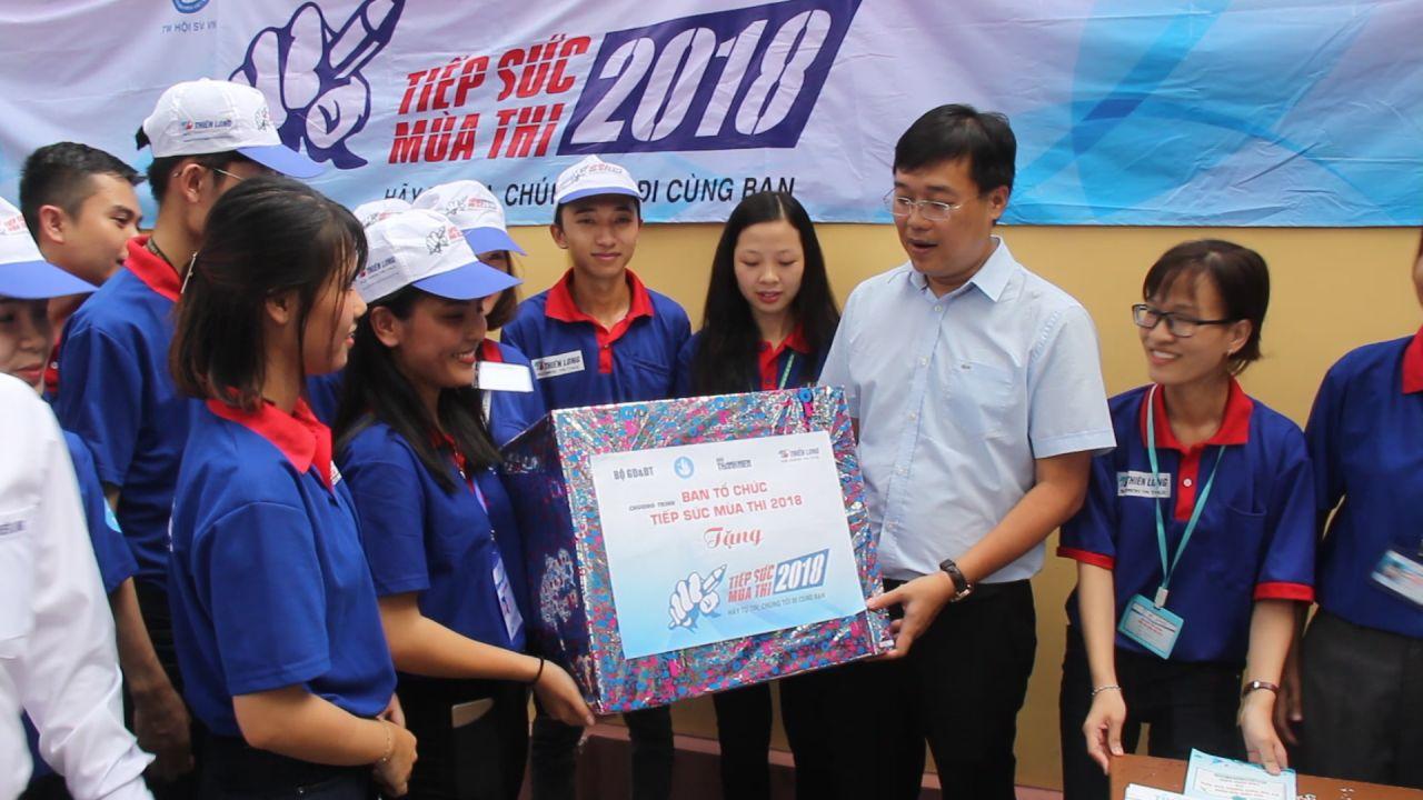 Hơn 920.000 thí sinh dự kỳ thi thpt quốc gia 2018