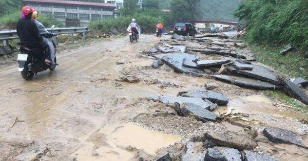 Điểm báo 25/06/2018: Công điện của Thủ tướng về tập trung tìm kiếm cứu nạn, khắc phục hậu quả mưa lũ