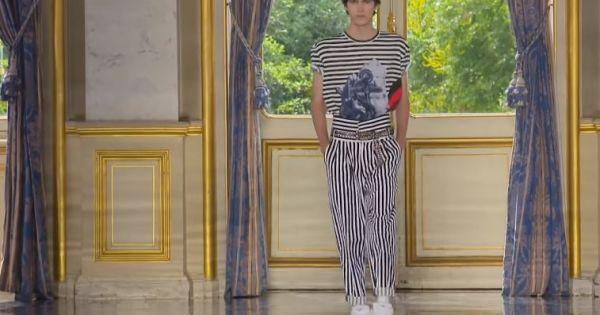 Balmain   Spring Summer 2019 Full Fashion Show   Menswear