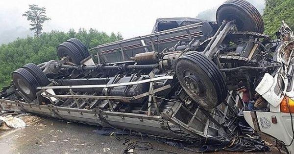 Tai nạn giao thông tại Lào khiến 2 người Việt tử vong
