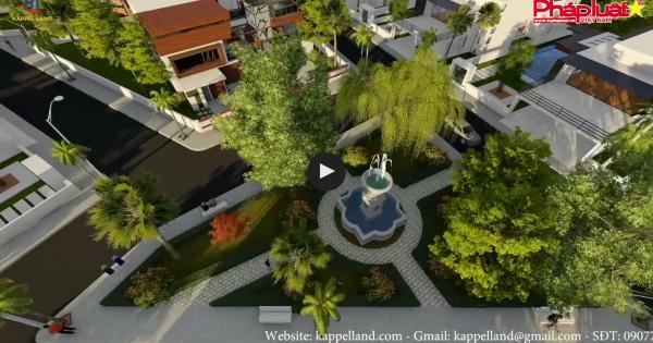 Tổng quan dự án Kappel Garden - Phú Quốc