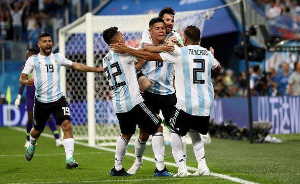 World Cup 2018: Messi nổ súng, Argentina thắng nghẹt thở Nigeria trong trận cầu kịch tính