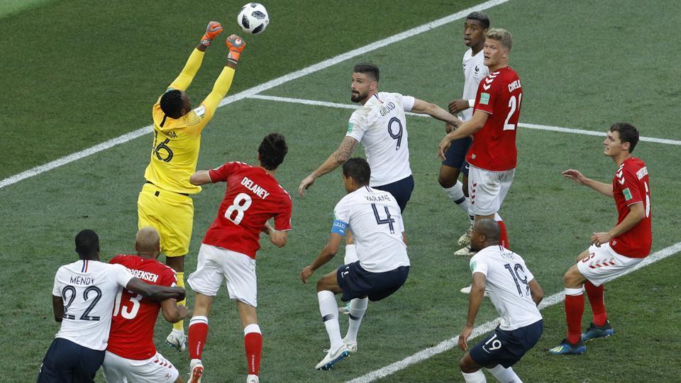 World Cup 2018: Pháp – Đan Mạch cùng nhau hòa tẻ nhạt tiến vào vòng trong