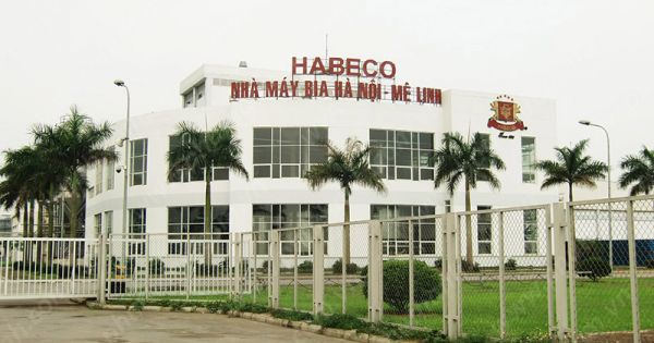 Habeco thay một loạt nhân sự cấp cao, rời nhà máy về Mê Linh