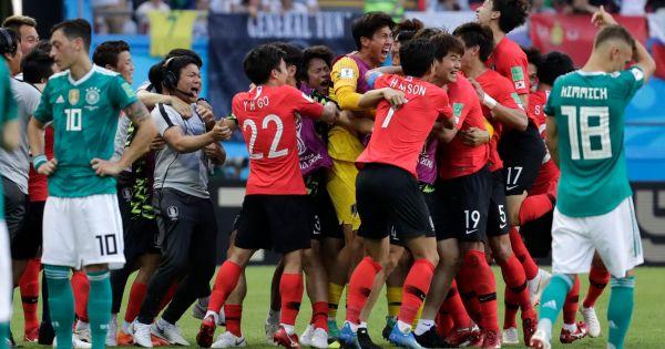 World Cup 2018: Hàn Quốc tạo địa chấn, Đức trở thành cựu vương