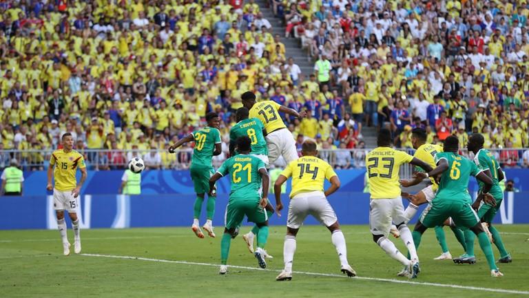 World Cup 2018: Giành chiến thắng quan trọng, Colombia tiễn Senegal rời giải