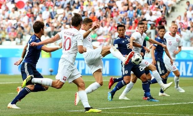 World Cup 2018: Thua sát nút Ba Lan, Nhật Bản vẫn đi tiếp nhờ điểm fair- play