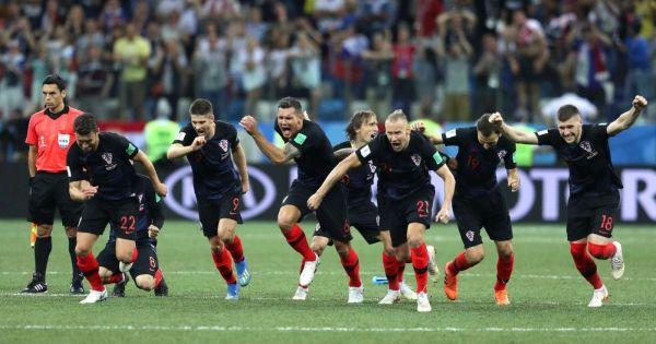 World Cup 2018: Croatia đoạt vé vào tứ kết sau loạt luân lưu
