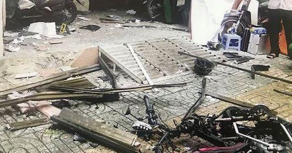 Bắt 7 nghi phạm khủng bố trụ sở công an phường tại TP.HCM