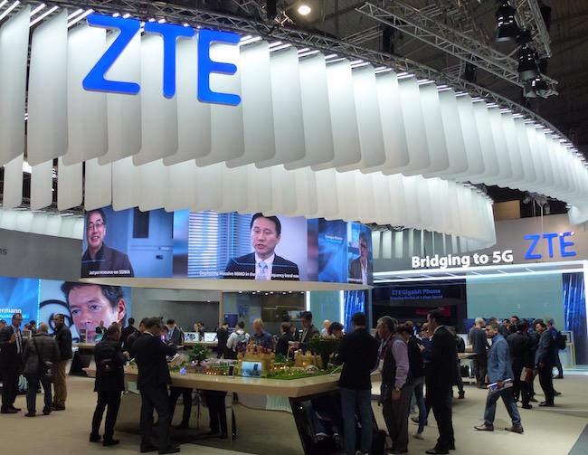 Mỹ cân nhắc dỡ bỏ trừng phạt với tập đoàn ZTE