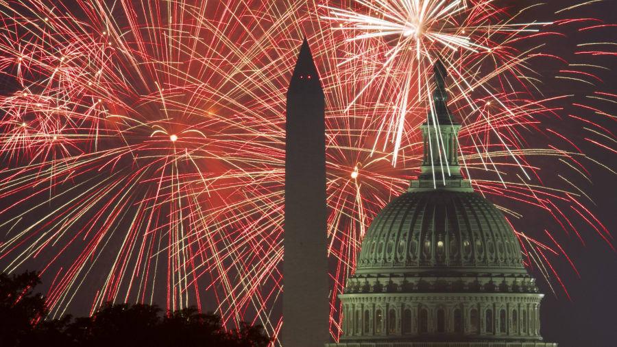 Mỹ: Tưng bừng kỷ niệm Quốc khánh với nhiều hoạt động nổi bật