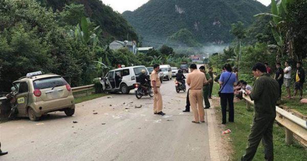 Vụ tai nạn giữa xe taxi và cứu thương, 1 người tử vong tại chỗ