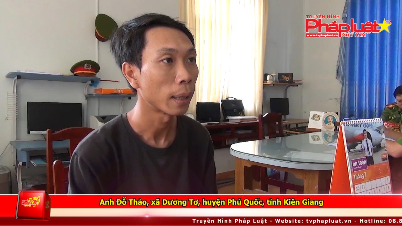 Kiên Giang: Giải thoát thành công nạn nhân và bắt giữ nhóm đối tượng giữ người trái pháp luật