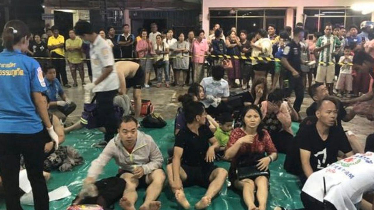 Thái Lan: Chìm tàu liên tiếp, nhiều người mất tích