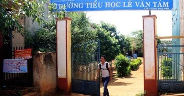 Gia Lai: Hiệu trưởng bị giáng chức, kế toán đi tù vì sai phạm tài chính