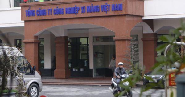 Ban Bí thư kỷ luật cách chức cựu Tổng Giám đốc VICEM Trần Việt Thắng