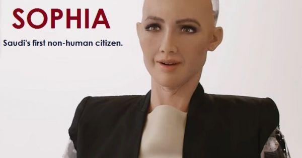Công dân robot đầu tiên trên thế giới sắp ra mắt ở Việt Nam