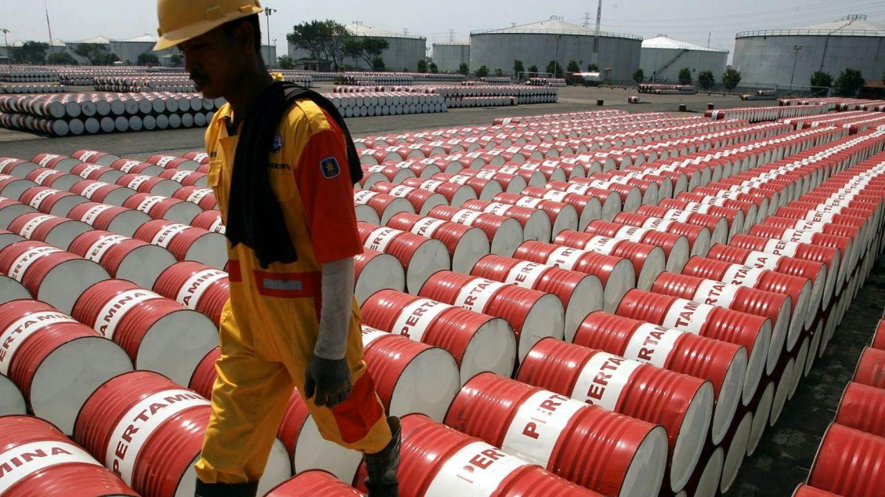 Giá dầu Thế giới tăng nhẹ trong phiên giao dịch đầu tuần
