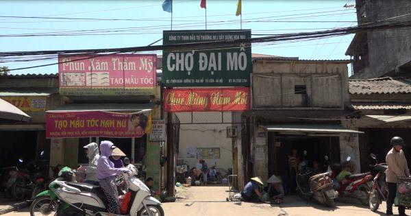 Hà Nội: Các tiểu thương chợ Đại Mỗ cầu cứu về việc mất đất và thuế phí tăng cao?