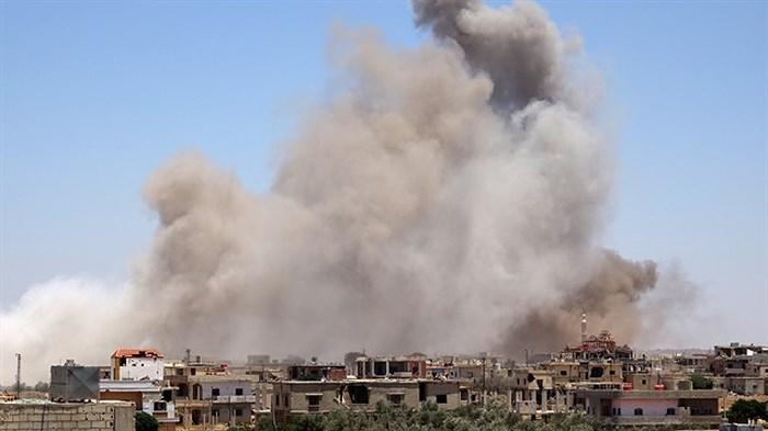 Quân đội Syria giành lại phần lớn lãnh thổ khu vực Daraa