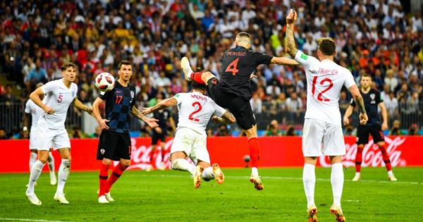 World Cup 2018: Thi đấu bản lĩnh, Croatia lần đầu tiên giành quyền vào chung kết