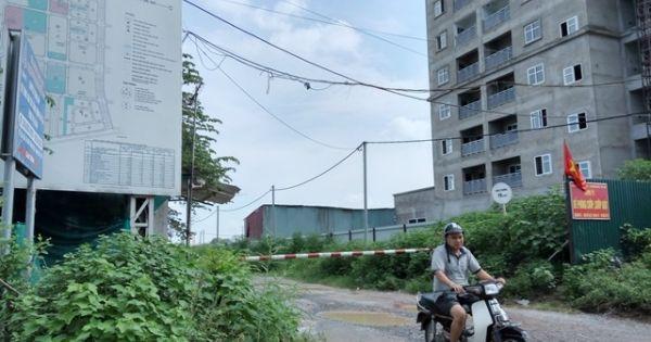 Hà Nội: Khu đô thị Thịnh Liệt vẫn bỏ hoang suốt 14 năm