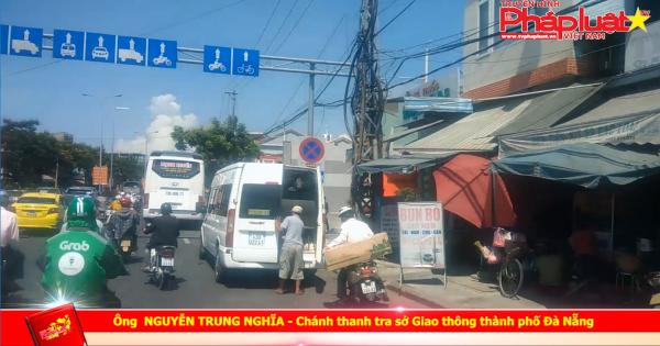 Thanh tra sở giao thông Đà Nẵng lên tiếng về một số vấn đề vừa qua