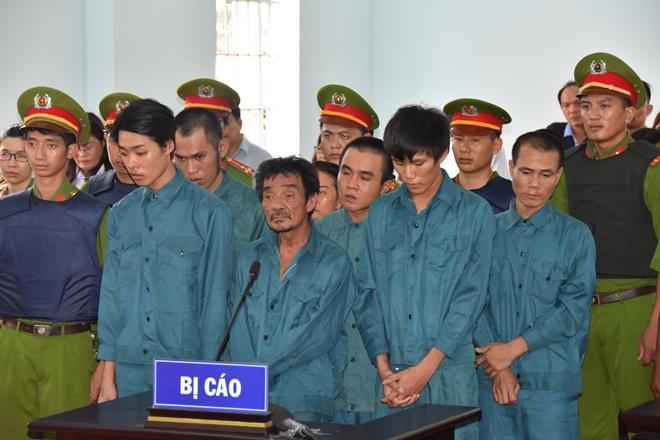 Vụ gây rối tại UBND tỉnh Bình Thuận, 7 đối tượng đã bị tuyên án tù