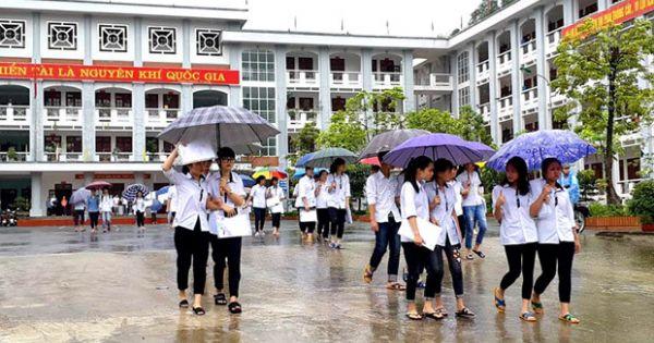 Sau Hà Giang, điểm thi THPT Quốc gia tại Sơn La nghi vấn bất thường