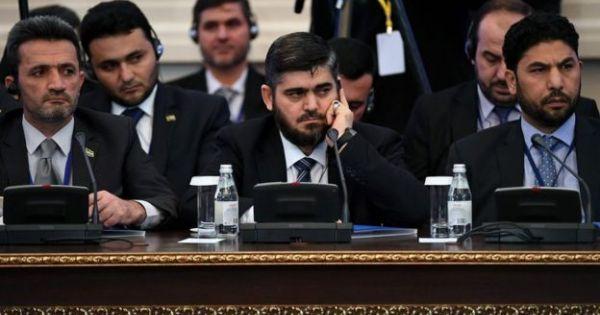 Các nhóm đối lập Syria thỏa thuận ngừng bắn qua trung gian Ai Cập