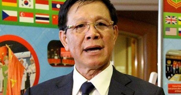 Đề nghị truy tố 104 bị can trong vụ án tổ chức đánh bạc hàng ngàn tỉ đồng, trong đó có cựu Trung tướng Phan Văn Vĩnh