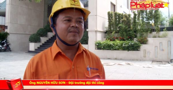 Điện lực Đà Nẵng đã trả lại mặt bằng sau thi công