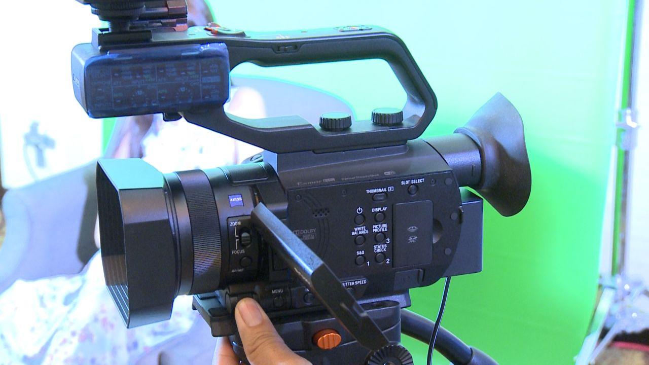 Sony ra mắt dòng máy quay phim cầm tay 4K Z190 với nhiều ưu điểm vượt trội