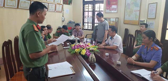 Vụ nâng điểm thi ở Hà Giang: Bắt tạm giam Vũ Trọng Lương
