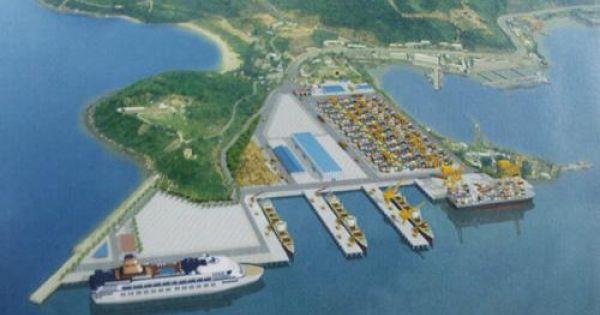 Dự án mở rộng cảng Tiên Sa Đà Nẵng: Làm xong mới xin hợp thức hóa