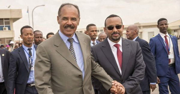 Ethiopia bổ nhiệm Đại sứ tại Eritrea sau 2 thập kỷ
