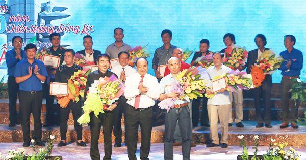 Điểm Báo ngày 22/7/2018: Thủ tướng dự lễ kỷ niệm 50 năm Chiến thắng Đồng Lộc
