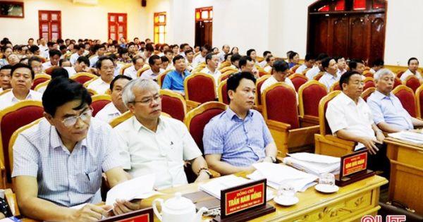 Bộ Tư pháp: Hội nghị học tập, quán triệt Nghị quyết Trung ương 7 khóa XII của Đảng