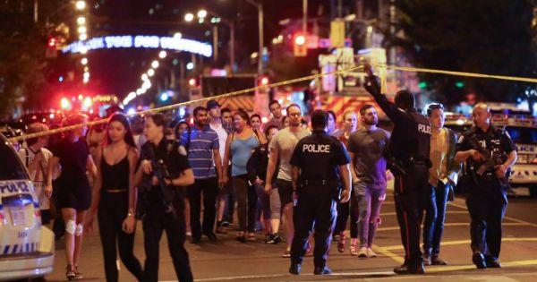 Canada: Hung thủ vụ xả súng tại Toronto có dấu hiệu tâm thần