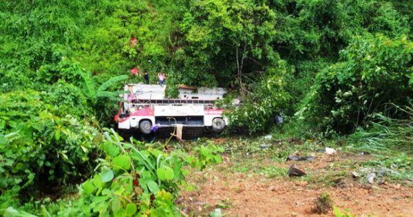 Khởi tố hình sự vụ tai nạn xe khách tử vong 4 người tử vong ở Cao Bằng